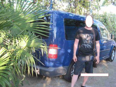 Volkswagen Caddy 2008 отзыв автора | Дата публикации 07.02.2012.