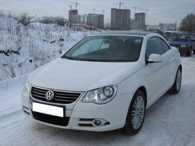 Volkswagen Eos 2008 отзыв автора | Дата публикации 31.10.2009.