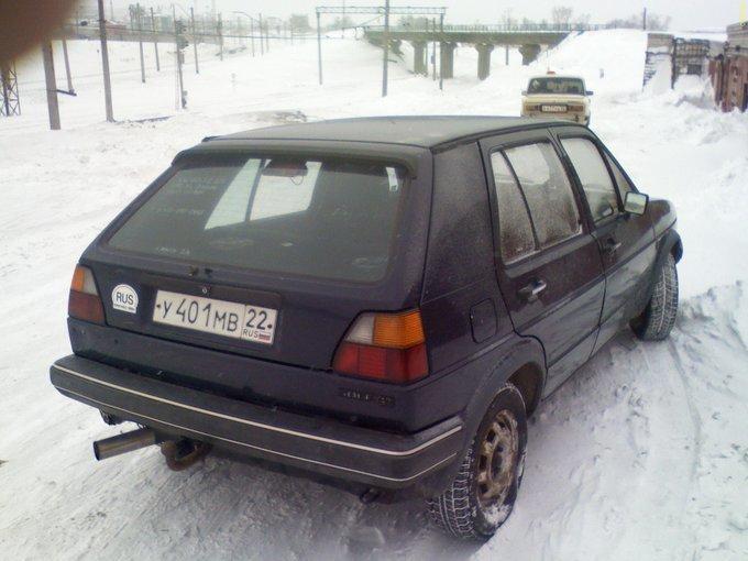 volkswagen golf 2 на запчасти в крыму