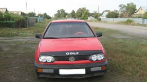 Volkswagen Golf, 1992