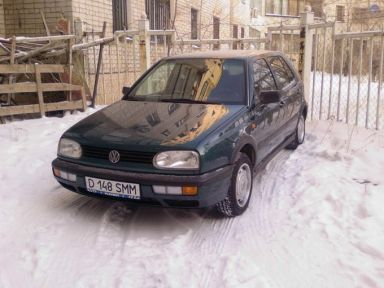 Volkswagen Golf, 1994