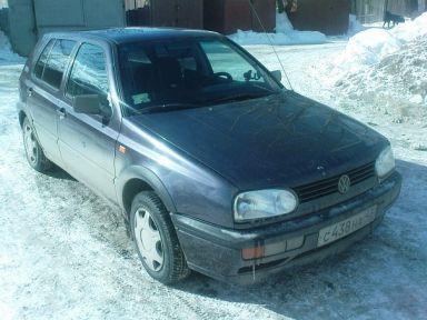 Volkswagen Golf, 1994
