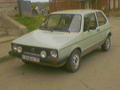 Volkswagen Golf 1981 - отзыв владельца