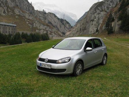 Volkswagen Golf 2009 - отзыв владельца