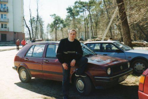 Volkswagen Golf 1988 - отзыв владельца