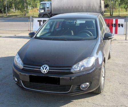 Volkswagen Golf 2011 - отзыв владельца