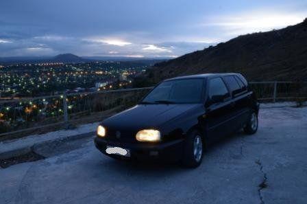 Volkswagen Golf 1993 - отзыв владельца