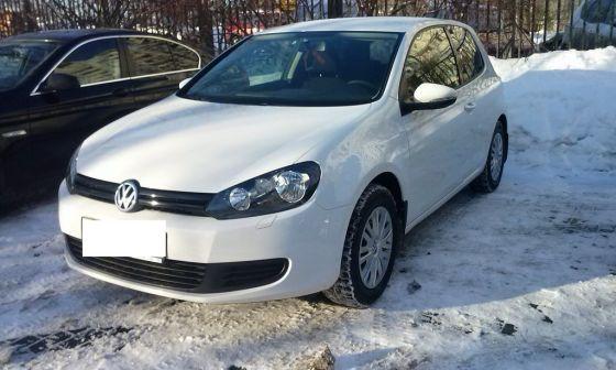 Volkswagen Golf 2012 - отзыв владельца