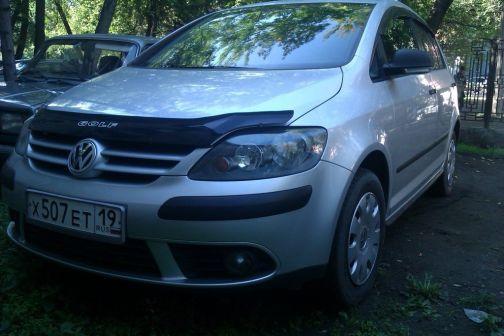 Volkswagen Golf Plus 2008 - отзыв владельца