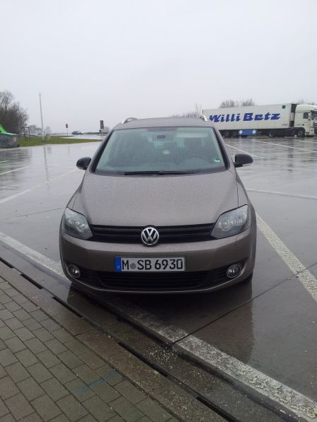 Volkswagen Golf Plus 2013 - отзыв владельца