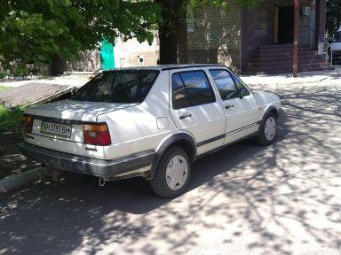 Volkswagen Jetta, 1989