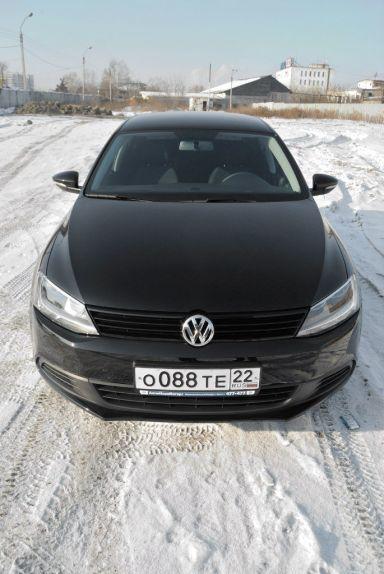 Volkswagen Jetta, 2011