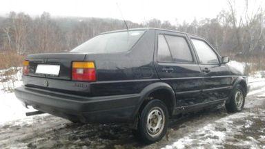 Volkswagen Jetta, 1991