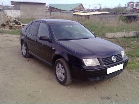 Volkswagen Jetta 2002 - отзыв владельца