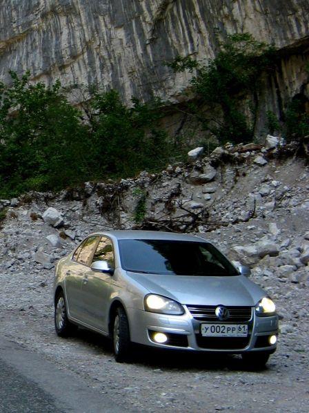 Volkswagen Jetta 2008 - отзыв владельца
