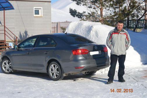 Volkswagen Jetta 2011 - отзыв владельца