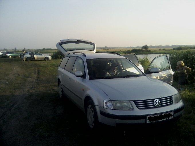 Volkswagen passat в3 запчасти