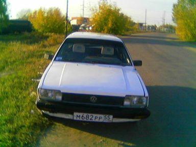 Volkswagen Passat, 1985