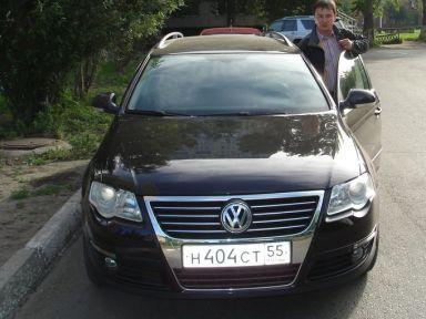 Volkswagen Passat 2007 отзыв автора | Дата публикации 05.07.2009.