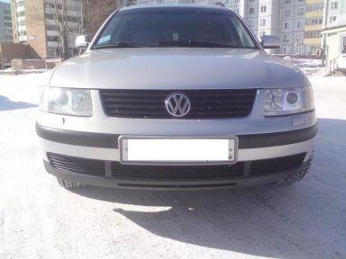 Volkswagen Passat 1998 отзыв автора | Дата публикации 13.03.2010.