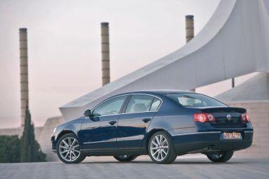 Volkswagen Passat 2007 отзыв автора | Дата публикации 29.04.2010.