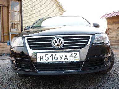 Volkswagen Passat 2007 отзыв автора | Дата публикации 03.05.2010.