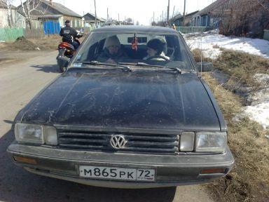 Volkswagen Passat, 1987