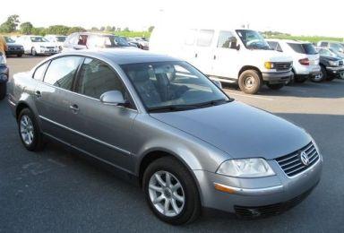 Volkswagen Passat 2002 отзыв автора | Дата публикации 29.08.2010.
