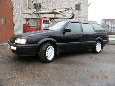 Volkswagen Passat 1990 отзыв автора | Дата публикации 09.01.2011.
