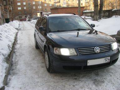 Volkswagen Passat 1998 отзыв автора | Дата публикации 17.05.2011.