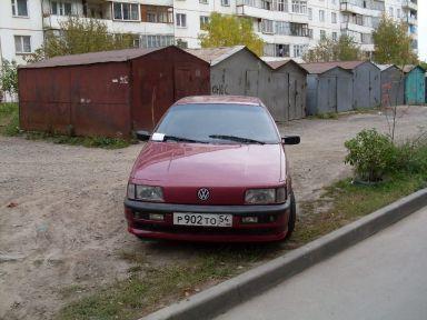 Volkswagen Passat 1990 отзыв автора | Дата публикации 29.05.2011.