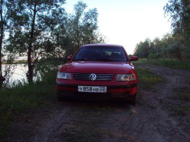 Volkswagen Passat 1998 отзыв автора | Дата публикации 22.08.2011.