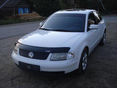 Volkswagen Passat 1998 отзыв автора | Дата публикации 29.08.2011.