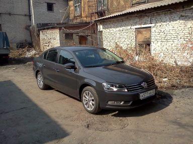 Volkswagen Passat 2011 отзыв автора | Дата публикации 29.10.2011.