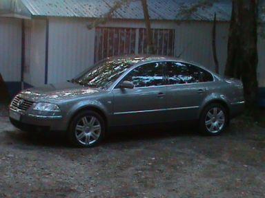 Volkswagen Passat 2002 отзыв автора | Дата публикации 09.12.2011.
