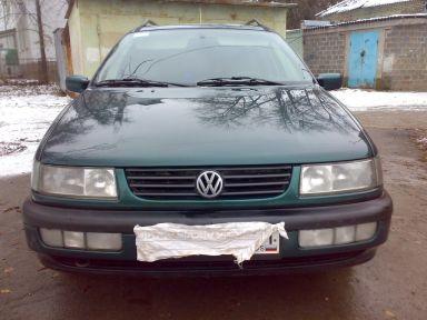 Volkswagen Passat, 1995