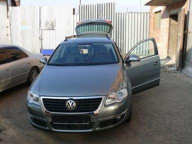 Volkswagen Passat, 2008