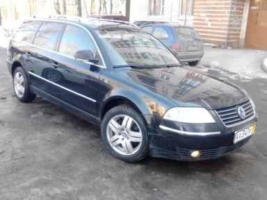 Volkswagen Passat, 2004