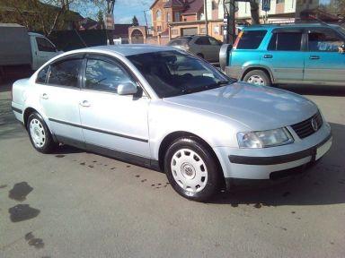 Volkswagen Passat 1998 отзыв автора | Дата публикации 20.05.2013.