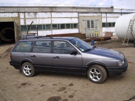 Volkswagen Passat 1989 - отзыв владельца