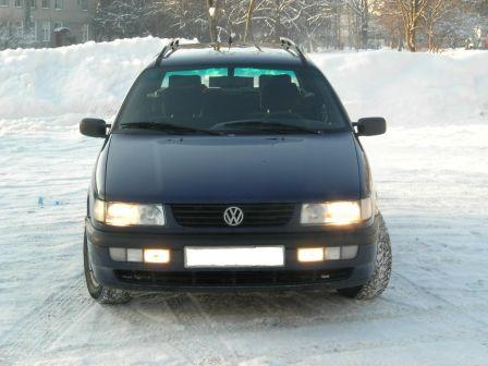 Volkswagen Passat 1996 - отзыв владельца