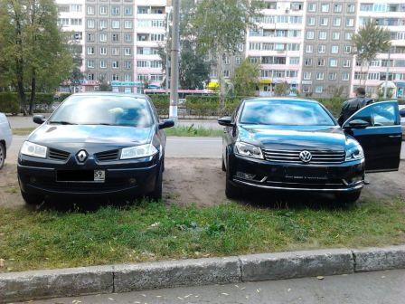 Volkswagen Passat 2011 - отзыв владельца