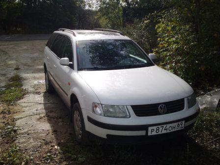 Volkswagen Passat 1999 - отзыв владельца