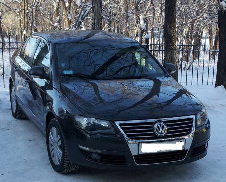 Volkswagen Passat 2006 - отзыв владельца