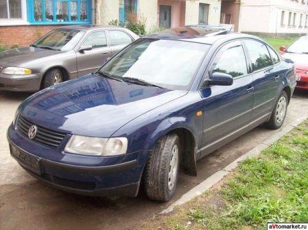 Volkswagen Passat 1997 - отзыв владельца