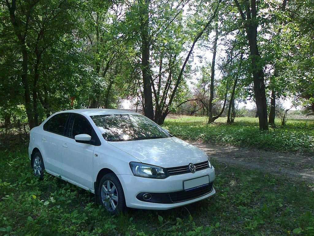 батарейка в штатную сигнализацию volkswagen polo sedan