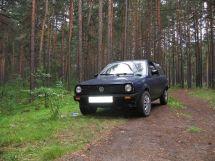 Volkswagen Polo, 1987