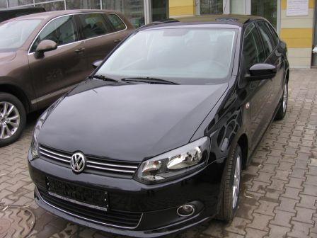 Volkswagen Polo 2010 - отзыв владельца