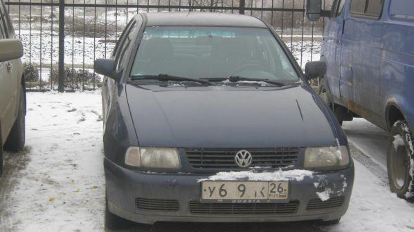 Volkswagen Polo 1997 - отзыв владельца