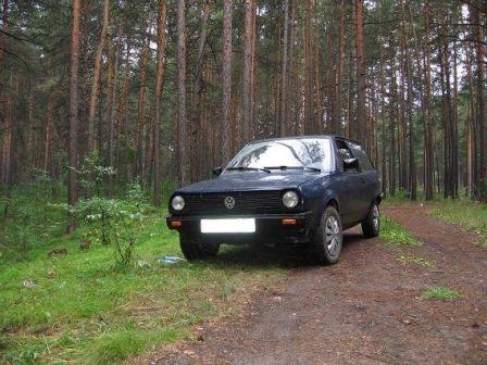 Volkswagen Polo 1987 - отзыв владельца